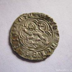Monedas medievales: ENRIQUE III . REY DE CASTILLA Y LEON ( 1390-1406 ) . BLANCA CON CECA DE BURGOS . VELLON RICO. Lote 257591560