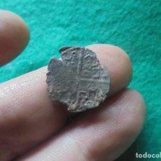 Monedas medievales: BONITO DINERO DE 6 LINEAS DE ALFONSO X , CECA FLOR DE LIS. Lote 257924065