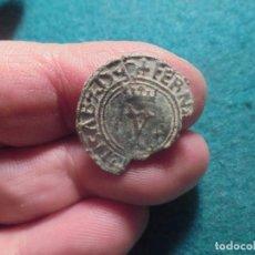 Monedas medievales: RARA BLANCA DE LOS RRCC, CECA TOLEDO, DOBLE GRAFILA CIRCULAR Y MISMA LEYENDA EN AMBAS CARAS. Lote 257953690