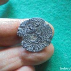 Monedas medievales: BONITA BLANCA DE ENRIQUE III, CON UN RESELLO A IDENTIFICAR. Lote 260377735