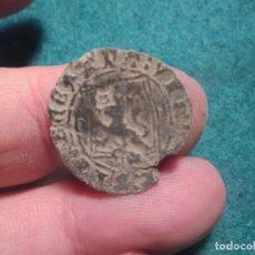 Monedas medievales: BONITA BLANCA DE ENRIQUE IV, CON UN RESELLO A IDENTIFICAR , ROEL ?. Lote 260378375