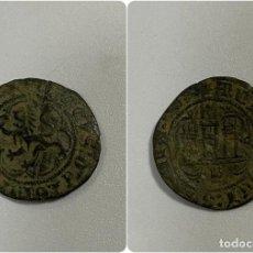 Monedas medievales: MONEDA. ENRIQUE III. BLANCA. BURGOS. VER FOTOS. Lote 260801790