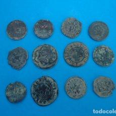 Monedas medievales: GRAN LOTE DE MONEDAS. Lote 261250420