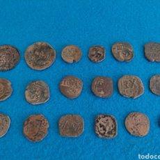 Monete medievali: MONEDAS ANTIGUAS. Lote 261829870