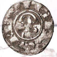 Monete medievali: ⚜️ A2239. ALFONSO I. DINERO DE TOLEDO [1109/1126]. VELLÓN. 0,8G / 17MM. Lote 262262685
