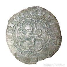Monedas medievales: ENRIQUE III BLANCA SEVILLA S. Lote 263029560