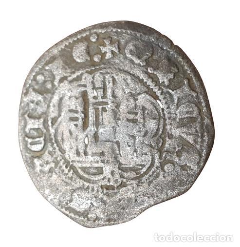 Monedas medievales: ENRIQUE III BLANCA SEVILLA S - Foto 2 - 263029560