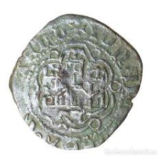 Monedas medievales: JUAN II BLANCA SEVILLA S. Lote 263029640