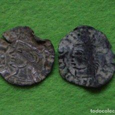 Monnaies médiévales: LOTE DE DOS CORNADOS DE SANTA ORSA. Lote 264504124