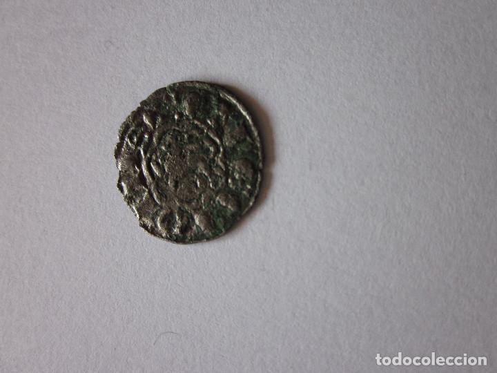 Monedas medievales: Novén de Alfonso X. Guadalajara. G bajo castillo. Muy raro. - Foto 2 - 266751418