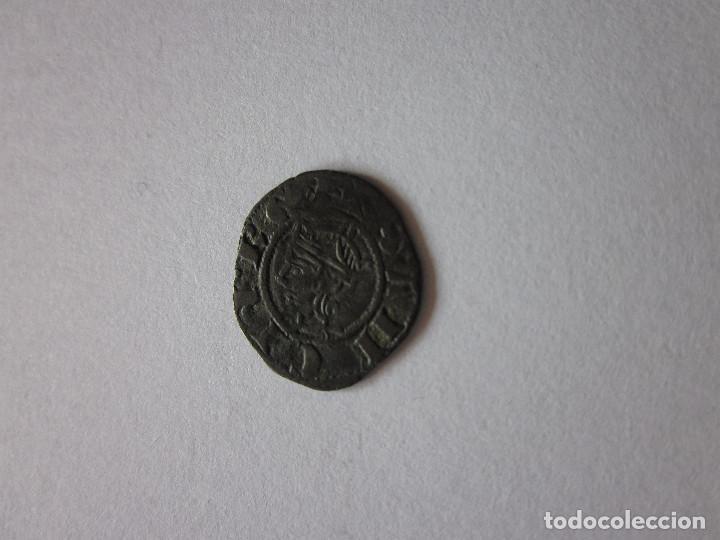 SEISÉN DE SANCHO IV. LEÓN. BONITO. (Numismática - Medievales - Castilla y León)