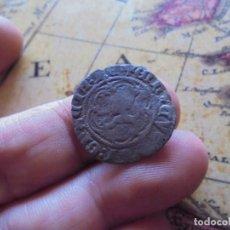 Monedas medievales: BONITA BLANCA DE ENRIQUE III,CECA BURGOS. Lote 268766684
