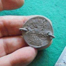 Monedas medievales: BONITO PLOMO MEDIEVAL. Lote 268955799