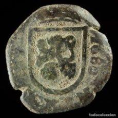 Monedas medievales: CARLOS II, 2 MARAVEDIS DE MADRID, 1680 - 21 MM / 6.46 GR.. Lote 269069013