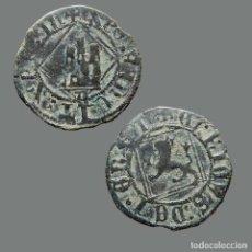 Monedas medievales: ENRIQUE IV, BLANCA DEL ROMBO, ÁVILA,1454-1474. 124-M. Lote 269980428