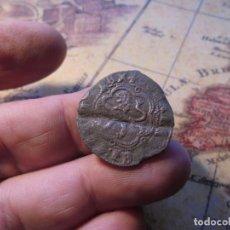 Monedas medievales: BONITA BLANCA CASTELLANA A IDENTIFICAR , MUY BONITA. Lote 270181298