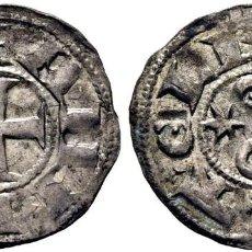 Monedas medievales: ALFONSO VI (1088). TOLEDO. DINERO. VELLÓN. CY NO CITA. EBC. MUY RARA.. Lote 275341523