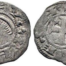 Monedas medievales: ALFONSO I DE ARAGÓN (1109-1126). TOLEDO. ÓBOLO O MEAJA. VELLÓN. CY939 VARIANTE (120 €). EBC- ESCASA. Lote 275341753