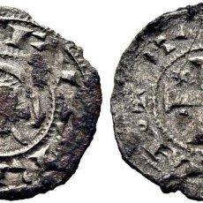 Monedas medievales: ALFONSO I DE ARAGÓN (1109-1126). TOLEDO. ÓBOLO O MEAJA. VELLÓN. CY939 (120 €) EBC/MBC+. ESCASA. Lote 275341838