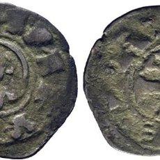 Monedas medievales: ALFONSO I DE ARAGÓN (1109-1126). TOLEDO. DINERO. VELLÓN. ESTRELLAS EN EL 1º Y 4º CANTÓN DE LA CRUZ. Lote 275341878