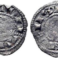 Monedas medievales: ALFONSO VIII (1158-1214). TOLEDO. ÓBOLO. VELLÓN. CY1075 (240 €). MBC+. ATRACTIVO ANVERSO. MUY ESCAS. Lote 275341938