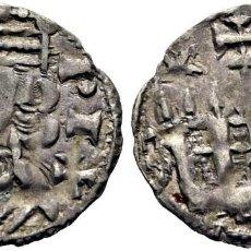 Monedas medievales: ALFONSO VIII (1158-1214). OSMA. DINERO. VELLÓN. EBC O ALGO MEJOR. BONITO TONO. MUY ESCASA. Lote 275342053
