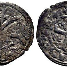 Monedas medievales: ALFONSO IX (1188-1230). POSIBLEMENTE LEÓN. DINERO. VELLÓN. CY NO CITA. EBC/EBC-. ATRACTIVO EJEMPLAR. Lote 276164723