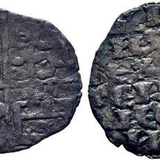 Monedas medievales: ALFONSO X (1252-1284). TRIÁNGULO. DINERO BLANCO DE LA GUERRA. VELLÓN. AB NO CITA. CY NO CITA. MBC+. Lote 276167548