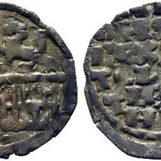 Monedas medievales: ALFONSO X (1252-1284). CECA INCIERTA. ROSETA. DINERO BLANCO DE LA GUERRA. VELLÓN. CY1142 (50 €).. Lote 276167833