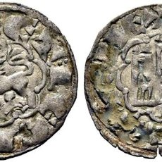 Monedas medievales: ALFONSO X (1252-1284). ÁVILA. NOVÉN. VELLÓN. 1277. EBC/EBC+. MUY BUEN EJEMPLAR. ESCASA ASÍ. Lote 276462603