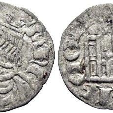 Monedas medievales: SANCHO IV (1286 Y SIGUIENTES). LEÓN. CORNADO. VELLÓN. L EN LA PUERTA. MOMECA 43.1A05.8. AB 299.4 EBC. Lote 276973468