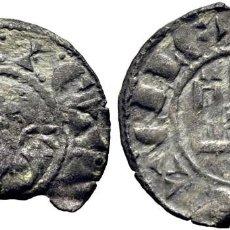 Monedas medievales: FERNANDO IV (1295-1312). CUENCA. PEPIÓN (NOVÉN). AB NO CITA. CY NO CITA. BMM NO CITA. MUY RARA. Lote 276973608