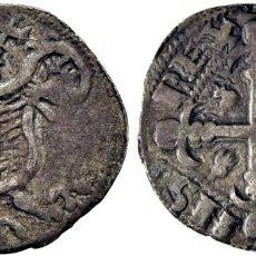Monedas medievales: ALFONSO IX (1188-1230). DINERO. VELLÓN. CY NO CITA. 1 G. EBC. ATRACTIVO EJEMPLAR. ESCASA, MÁS ASÍ. Lote 276974978