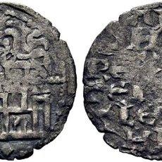 Monedas medievales: ALFONSO X (1252-1284). CECA INCIERTA. CRECIENTE. DINERO BLANCO DE LA GUERRA. CY1135 VARIANTE (35 €).. Lote 276975253