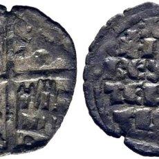 Monedas medievales: ALFONSO X (1252-1284). CECA INCIERTA. ESTRELLA. DINERO BLANCO DE LA GUERRA. VELLÓN. CY1138. EBC. Lote 276975568