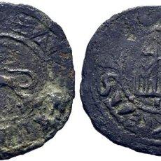 Monedas medievales: ALFONSO X (1252-1284). BURGOS. PEPIÓN. VELLÓN. FALSO DE ÉPOCA EN, LO QUE PARECE, COBRE. MBC-. Lote 276994363