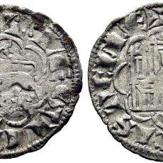 Monedas medievales: ALFONSO X (1252-1284). LEÓN. NOVÉN. VELLÓN. 1277. CY1150. 0,7 G. EBC-. Lote 276994723