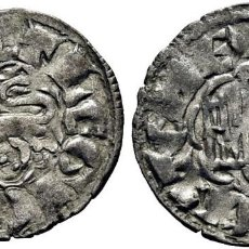 Monedas medievales: ALFONSO X (1252-1284). SEVILLA. NOVÉN. VELLÓN. 1277. EBC. TONO. ATRACTIVO EJEMPLAR. Lote 276994878