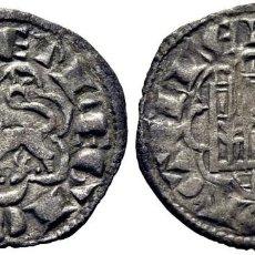 Monedas medievales: ALFONSO X (1252-1284). CECA INCIERTA. NOVÉN. VELLÓN. AB NO CITA. CY NO CITA. BMM NO CITA. MUY RARA. Lote 276997148