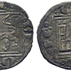 Monedas medievales: ALFONSO X (1252-1284). CUENCA O PUJESA. ÓBOLO. VELLÓN. CY1163 (60 €). 0,5 G. EBC- TONO OSCURO ESCASA. Lote 276998508
