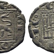 Monedas medievales: ALFONSO X (1252-1284). CUENCA. ÓBOLO O PUJESA. VELLÓN. CY1163 (60 €). 0,55 G. MBC+. Lote 276999333