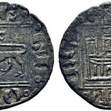 Monedas medievales: ALFONSO X (1252-1284). CRECIENTE. ÓBOLO O PUJESA. VELLÓN. CY1170 (90 €). 0,5 G. EBC-. MUY ESCASA. Lote 276999553