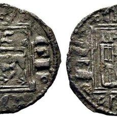 Monedas medievales: ALFONSO X (1252-1284). CRECIENTE. ÓBOLO O PUJESA. . CY1170/73 (90/100 €). 0,45 G. EBC. MUY ESCASA. Lote 277000093