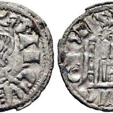 Monedas medievales: SANCHO IV (1286 Y SIGUIENTES). CUENCA. CORNADO. VELLÓN. SC-/EBC+. BUEN Y ATRACTIVO EJEMPLAR. ESCASA. Lote 277038898