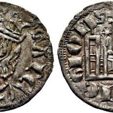 Monedas medievales: SANCHO IV (1286 Y SIGUIENTES). LEÓN. CORNADO. VELLÓN. SC-. TONO. SIN CIRCULAR. ESCASA. Lote 277101353