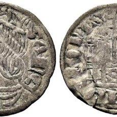 Monedas medievales: SANCHO IV (1286 Y SIGUIENTES). SEVILLA. CORNADO. VELLÓN. LA X PERFECTA. SIN ESTRELLA SOBRE LA CORONA. Lote 277101478