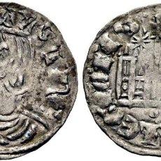 Monedas medievales: SANCHO IV (1286 Y SIGUIENTES). CECA INCIERTA. PUNTO. CORNADO. VELLÓN. LA X PERFECTA. 0,7 G. EBC. Lote 277101703