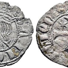 Monedas medievales: SANCHO IV (1286 Y SIGUIENTES). CUENCA. SEISÉN. VELLÓN. CY1205 VARIANTE (120 €). 0,7 G. MBC-. RARA. Lote 277101868