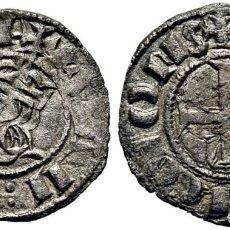 Monedas medievales: SANCHO IV (1286 Y SIGUIENTES). LEÓN. SEISÉN. VELLÓN. EBC+. TONO. ATRACTIVO EJEMPLAR. Lote 277101898