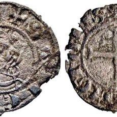 Monedas medievales: SANCHO IV (1286 Y SIGUIENTES). CECA INCIERTA. ESTRELLA. SEISÉN. VELLÓN. REX ENTRE UNO Y TRES PUNTOS.. Lote 277102018